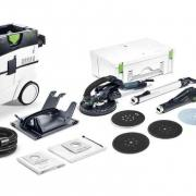Festool Planex LHS225-IP/CTM36-Set